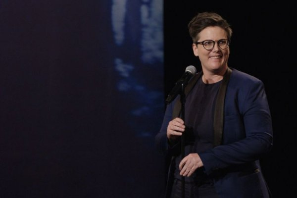 Comedy as Activism: Hannah Gadsby's 'Nanette'
