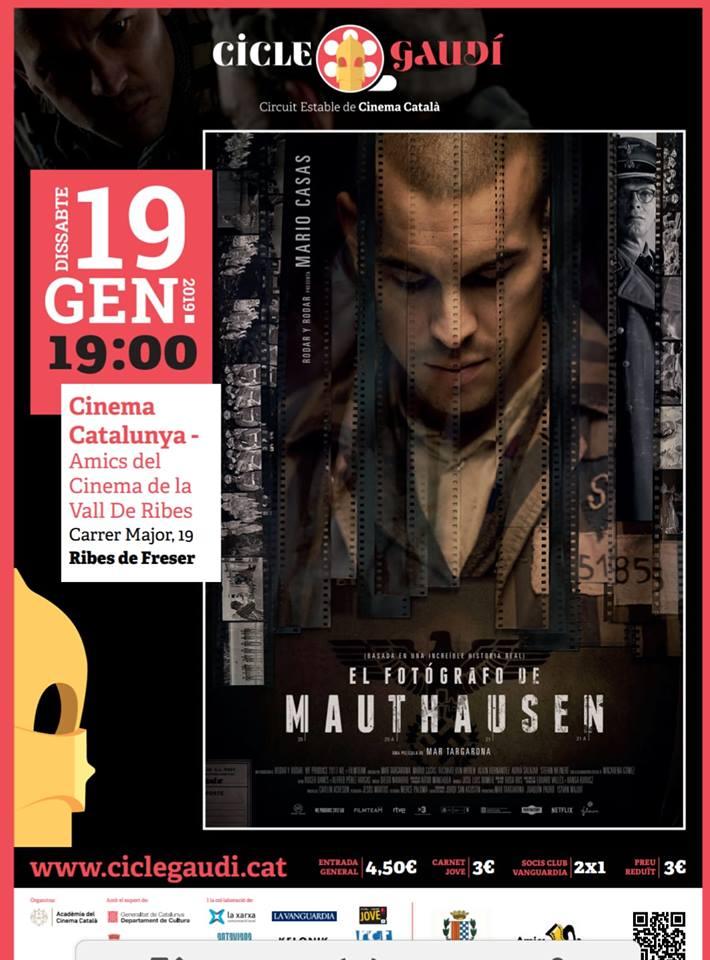 Le Photographe De Mauthausen Film : photographe, mauthausen, Agenda:, Projection, Photographe, Mauthausen