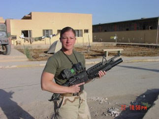 Marine Woman