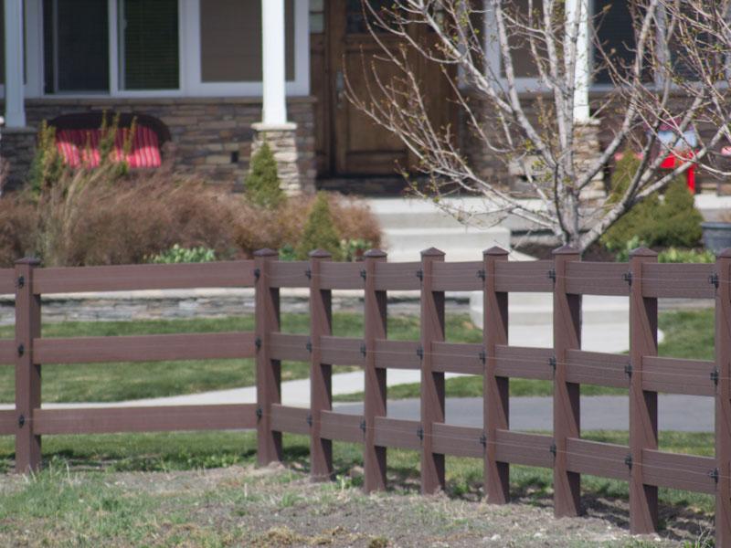 Agri Fence Ranch Rail Fence Fence Amp Deck Supply