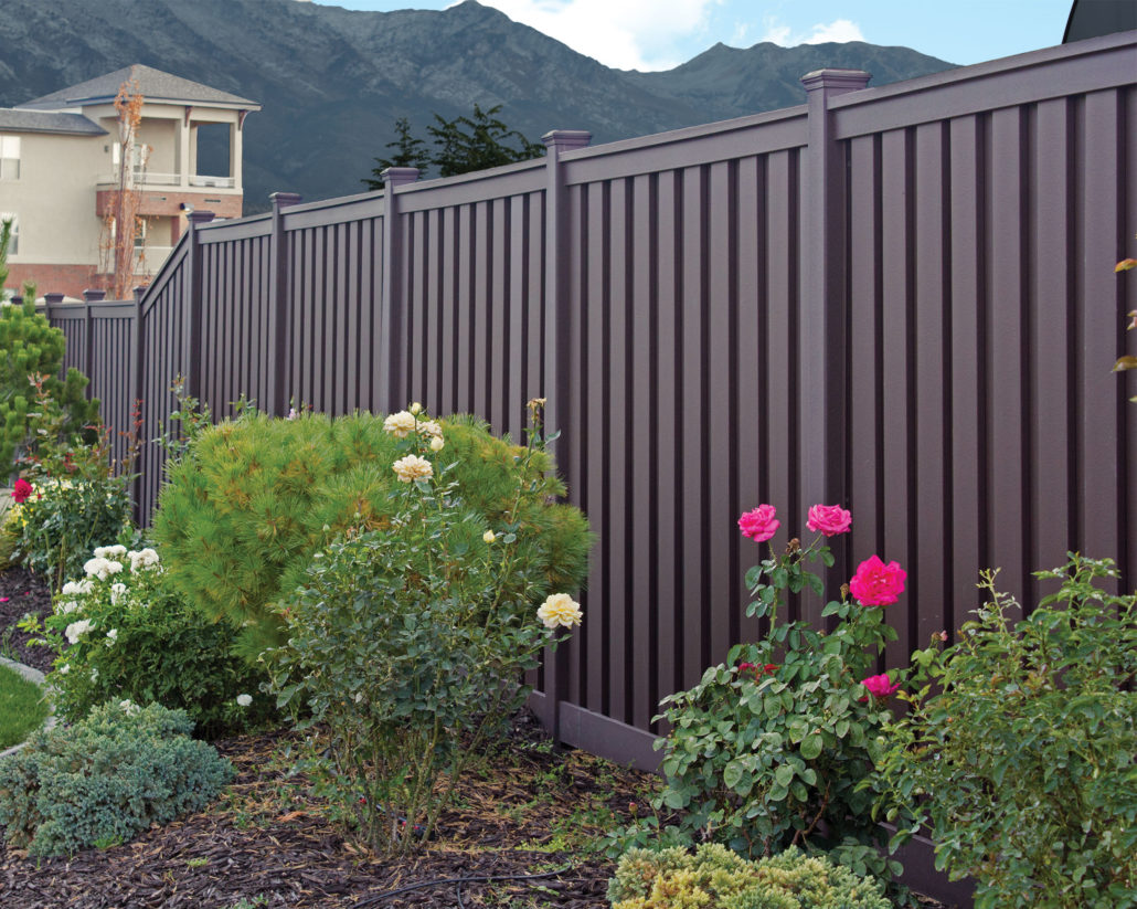 Trex Seclusions Privacy Fence  Fence  Deck Supply