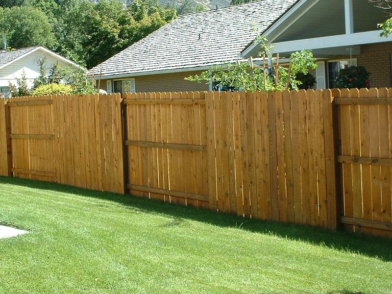 Wood Fencing Fence Amp Deck Supply