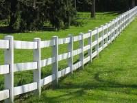 Vinyl Ranch Rail - Fence & Deck Supply