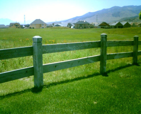 Wood Ranch Rail Fence Fence Amp Deck Supply