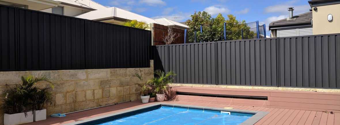 Fence Makeovers Perth fence painting