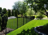 Iron fence columbus ohio