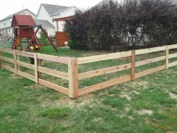 Wood Fencing Columbus Ohio | Privacy Fences | Wood Privacy ...