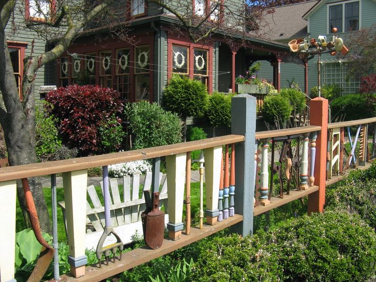 Front Garden Fencing Ideas For You