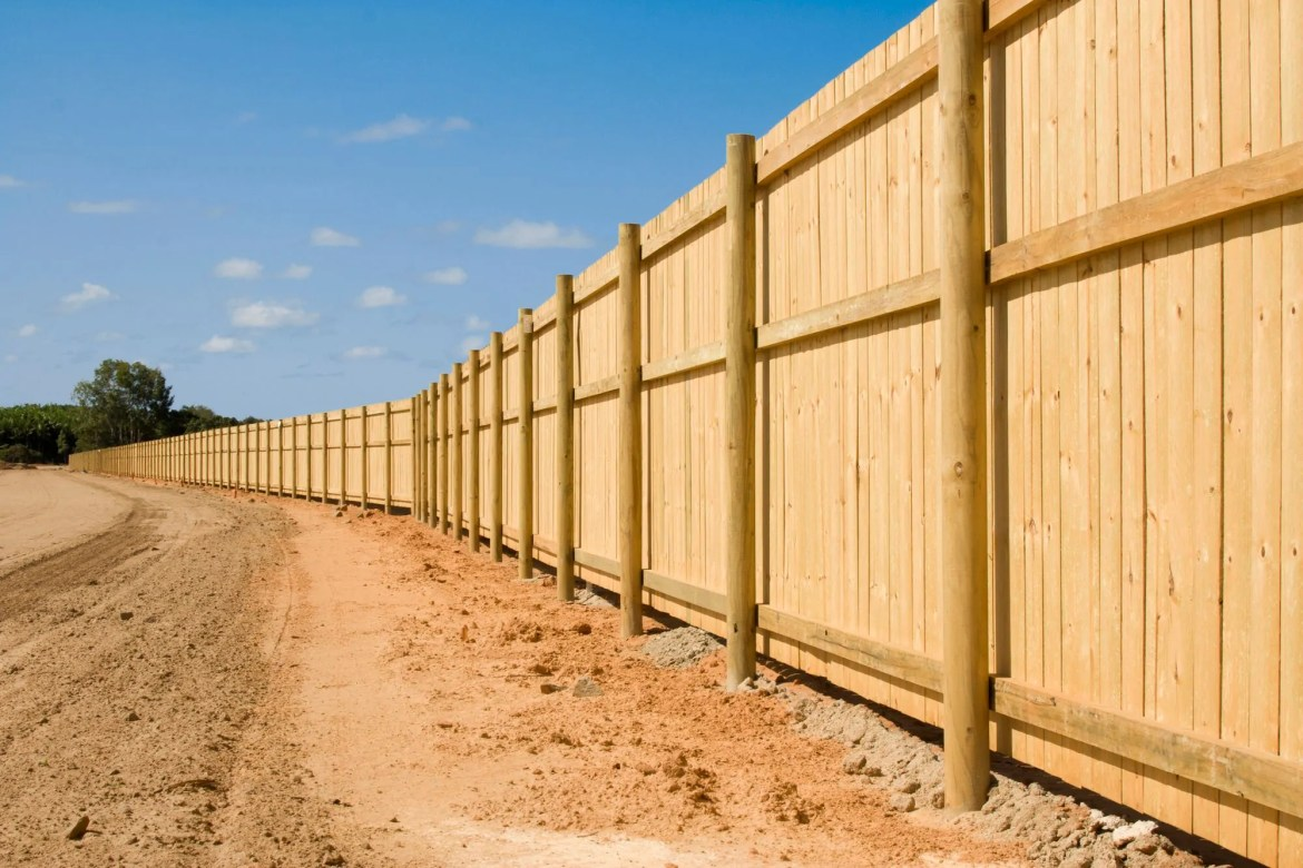 best rated fence installation in Wichita Falls, TX