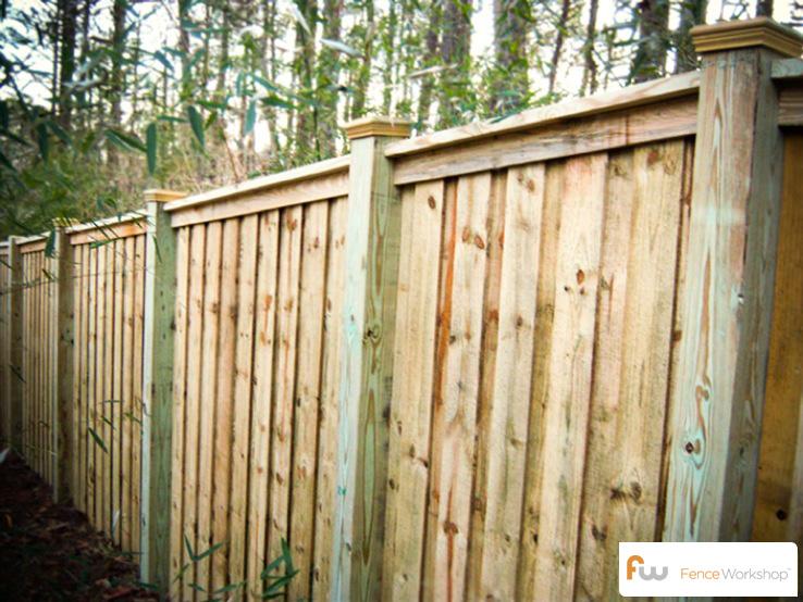 The McWorter  Fence Workshop