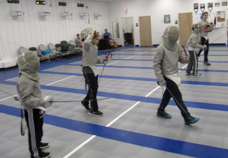 Youth Recreational Fencing Academy of Boston