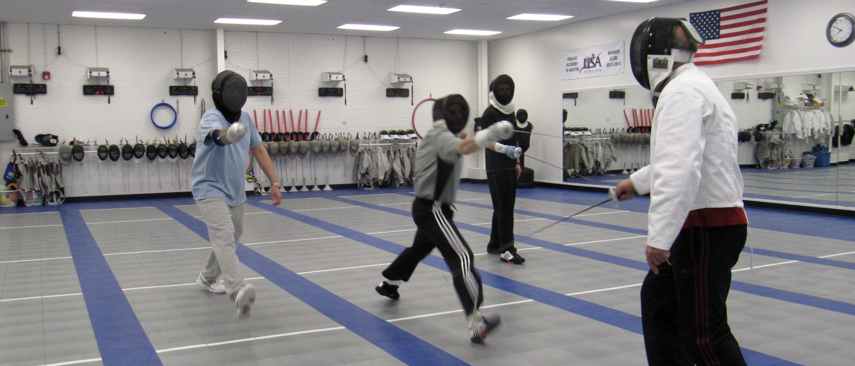Adult Fencing 27