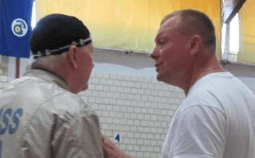 Fencing Tournament Coach