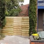 Timber gate Brunswick