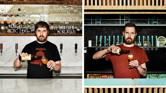 Mikkeller vs. Evil Twin