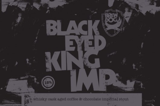 Black Eyed King Imp