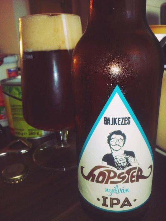 Balkezes Hopster