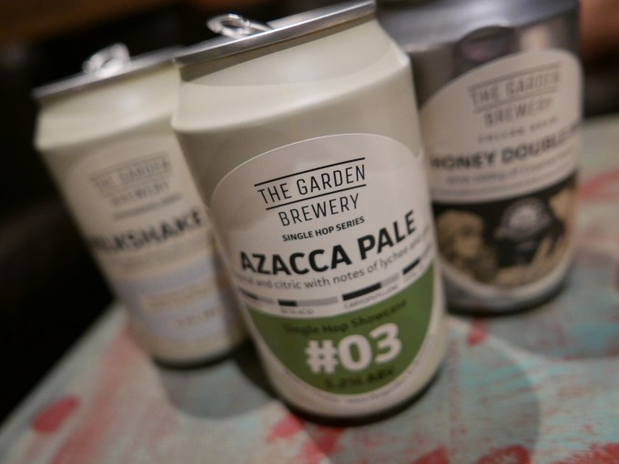 Milkshake IPA, Azacca Pale és Honey Double IPA Collab