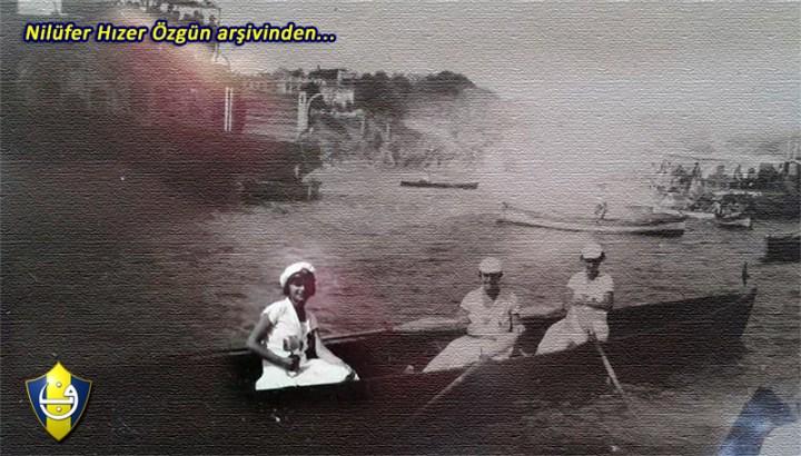 """Fenerbahçe'nin Kahraman Kadınlarından """"Lili"""" Nimet Selen"""