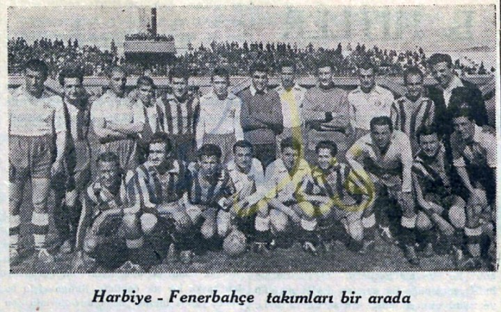 Fenerbahçe Tarihinde Bugün