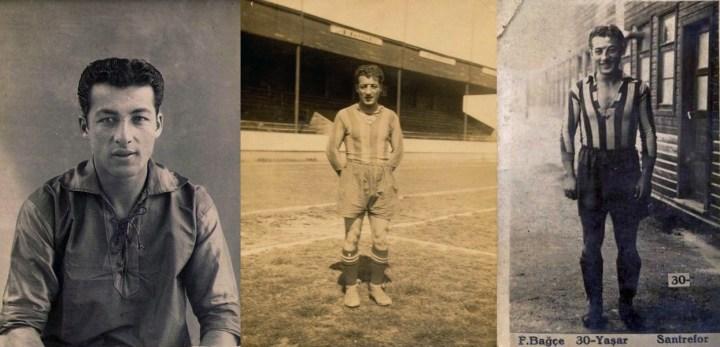 Fenerbahçe'nin Santrforu Yaşar Yalçınpınar