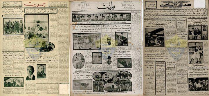 1920'lerde Manşetlerden İnmeyen Fenerbahçe'nin Slavya Zaferi