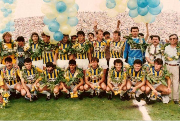 Fenerbahçe İstanbul'a Düştü