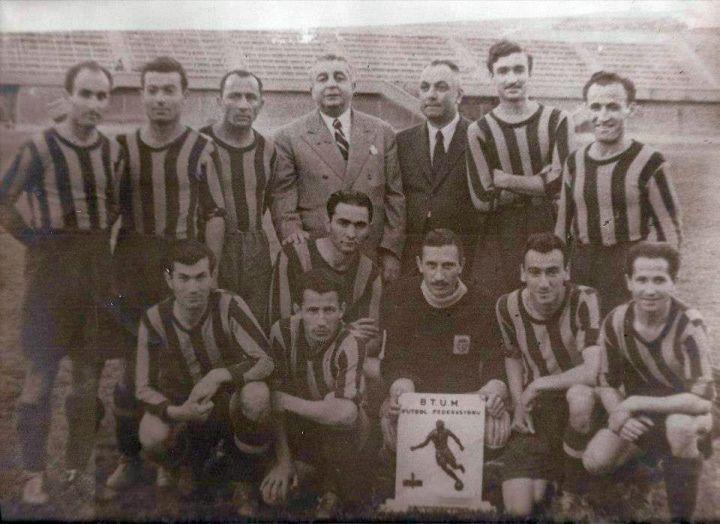 Naci Barlas'ın Fenerbahçe Hatıraları