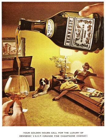 Pub Cognac, American way of Life