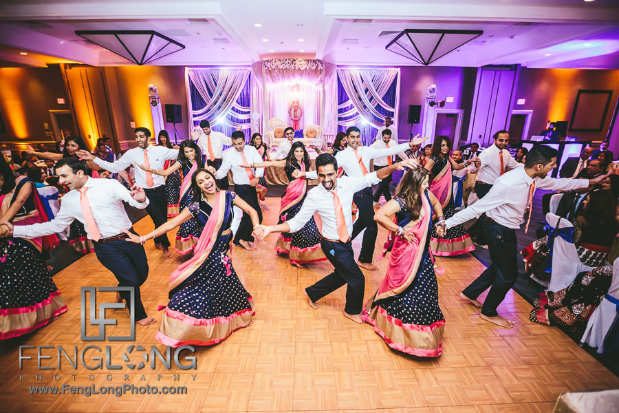 Cocoa Beach Destination Indian Ismaili Wedding - Reception