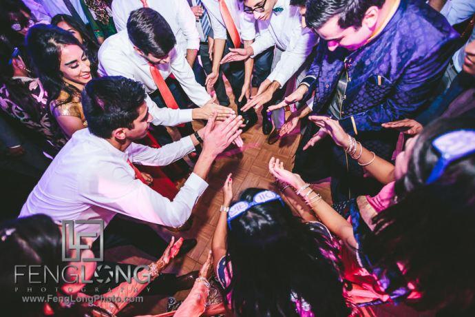 Cocoa Beach Destination Indian Ismaili Wedding - Reception