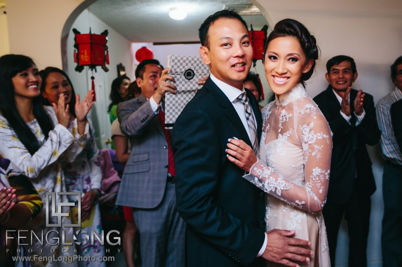 Atlanta Vietnamese Wedding Tea Ceremony