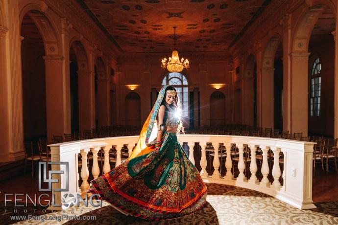 Atlanta Indian Wedding Mehndi at Biltmore Ballrooms