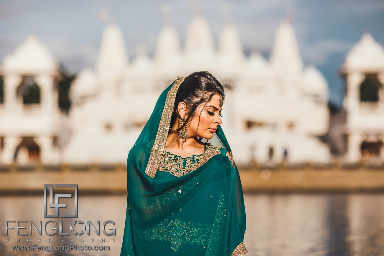Atlanta Ismaili Indian Wedding BAPS Mandir