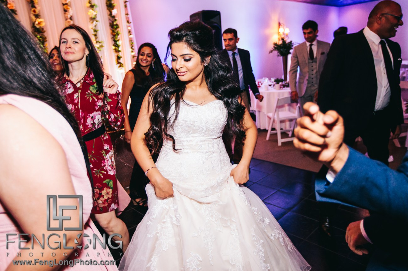 Atlanta Ismaili Indian Wedding at Georgian Terrace Hotel