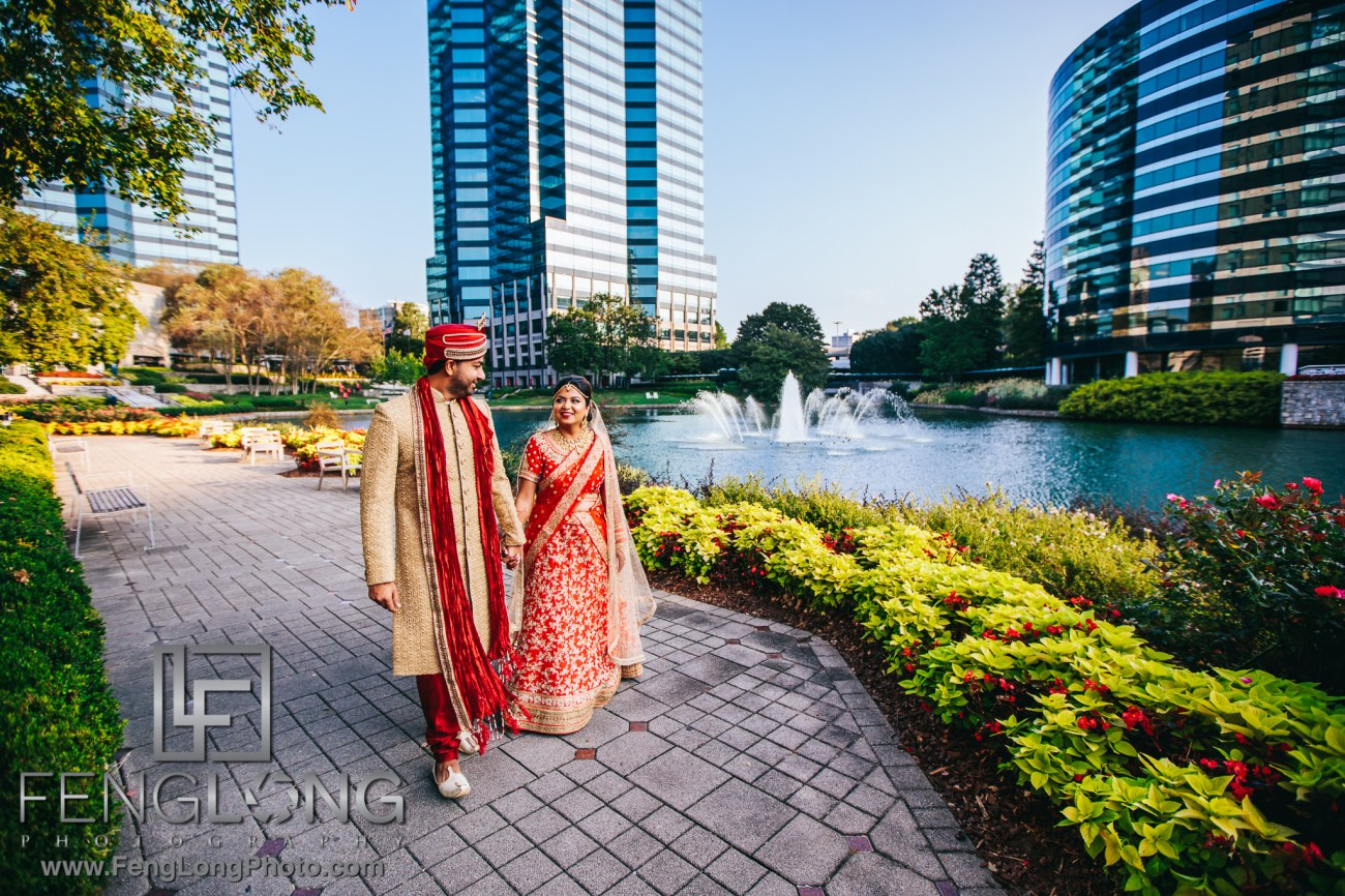 Indian Wedding at Westin Perimeter Atlanta