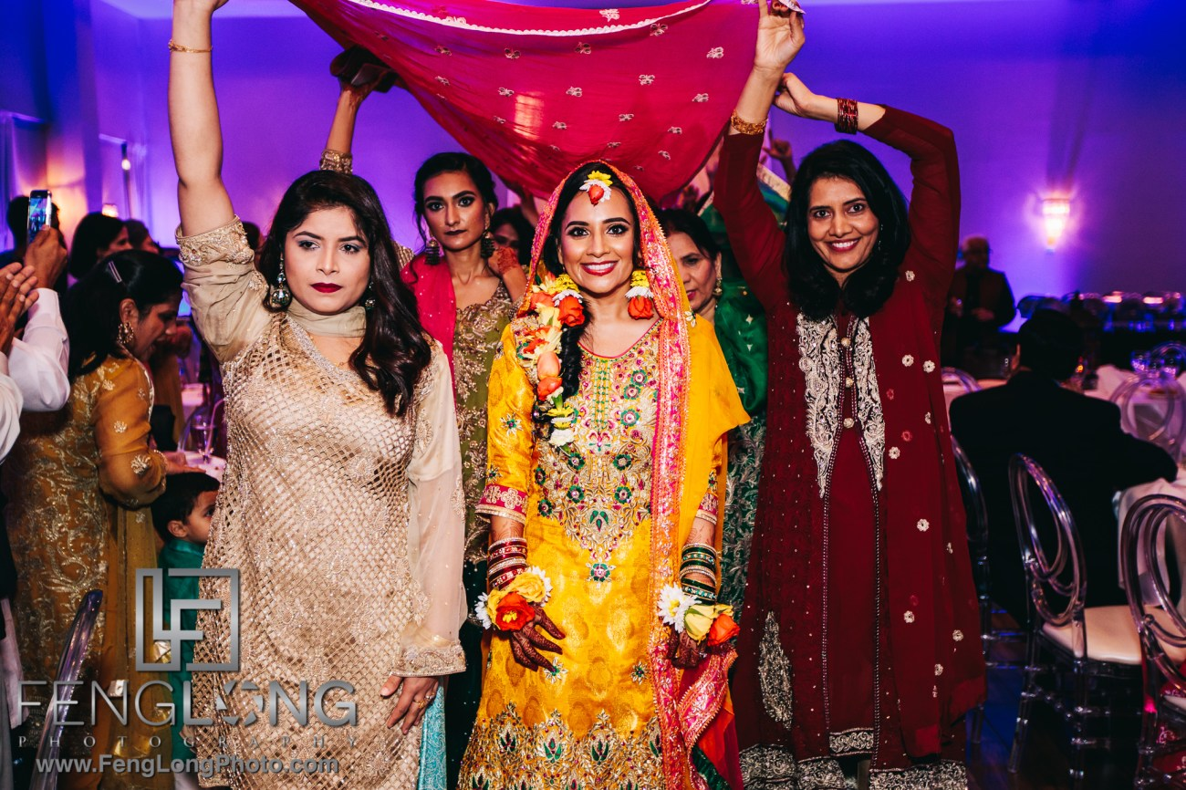 Saima Asif Pakistani Wedding at Opal Event Hall Atlanta