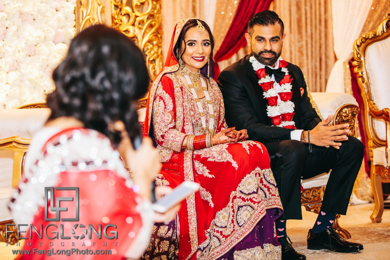 Saima Asif Pakistani Wedding at Hilton Atlanta Northeast