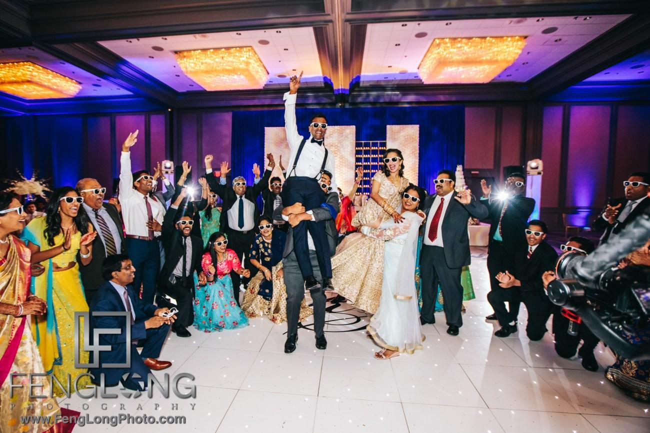 Shubhi Rahul's Indian Wedding at Renaissance Atlanta Waverly
