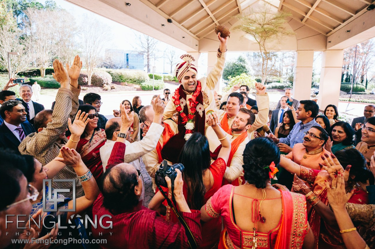 Ruju Krelin Indian Wedding at Sonesta Gwinnett Place