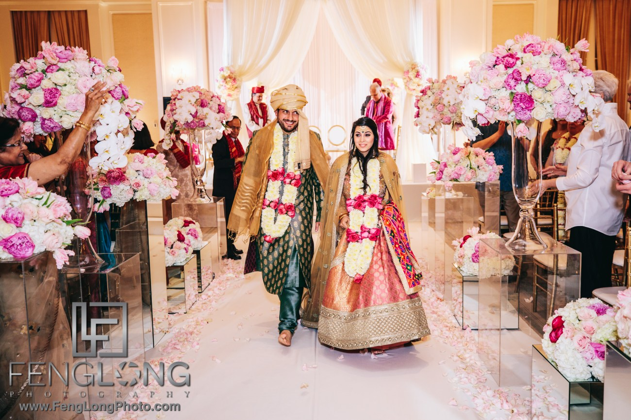 St. Regis Atlanta Fusion Indian Wedding