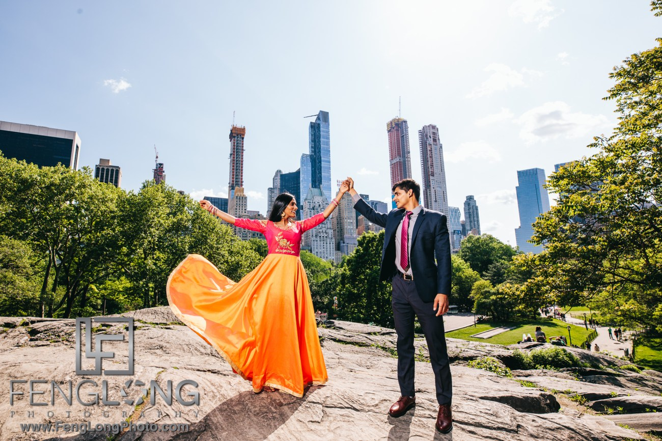 New York City Indian Engagement Session