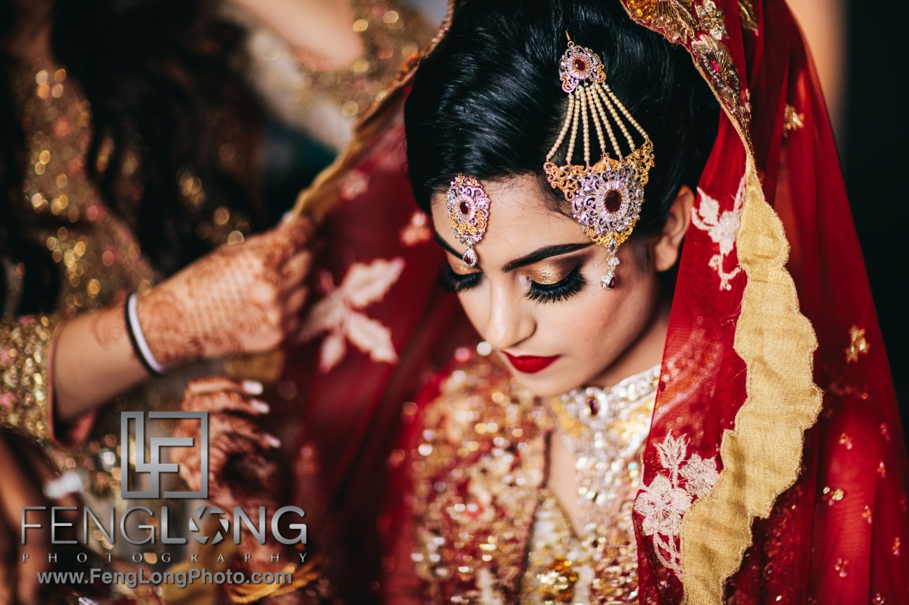 Nada & Abdurrahman Atlanta Indian Wedding at Hilton Atlanta