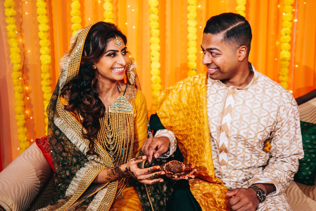 Atlanta Indian Wedding at Fox Theatre & Intercontinental Buckhead - Sundus & Harris