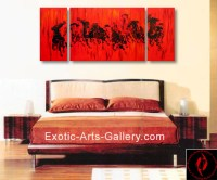 Bedroom Feng Shui Painting