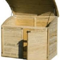 La place des poubelles devant et dans la maison, comment les rendre Feng Shui ?