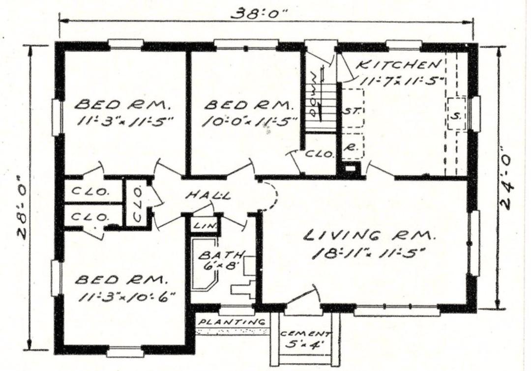 Online Architectural Floor Plan Analysis  Feng Shui Las Vegas