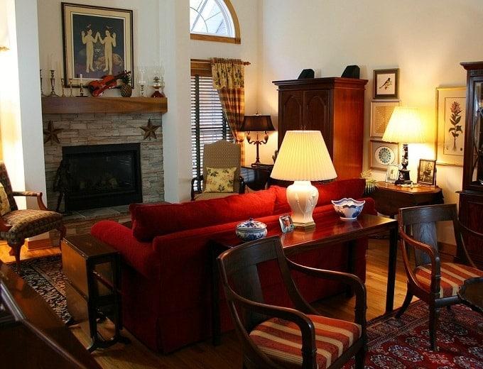 27 Feng Shui Living Room Tips  Rules Location Design