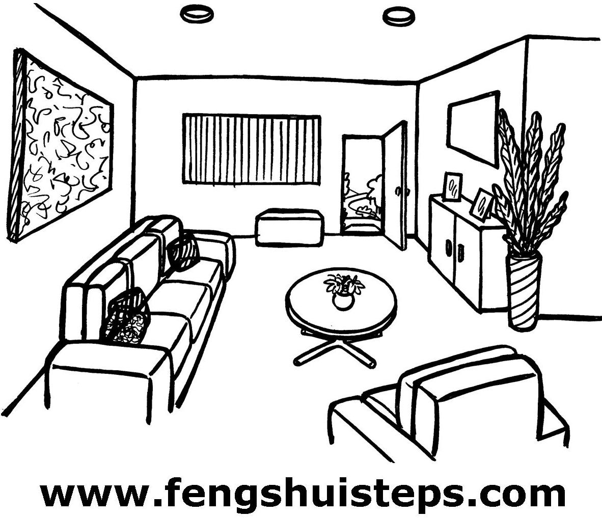 Good Feng Shui Position For Television