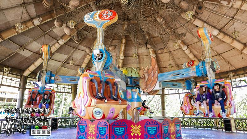 六福村主題遊樂園【關西景點】 新竹六大主題式親子景點;新年連假最佳遊玩去處附免費交通資訊 @黃水晶的瘋台灣味